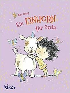 Ein Einhorn für Greta - Bilderbuchkino in der Stadtteilbücherei