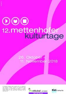 12. Mettenhofer Kulturtage
