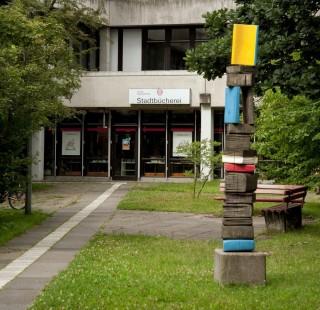 Die Stadtteilbücherei Mettenhof öffnet wieder