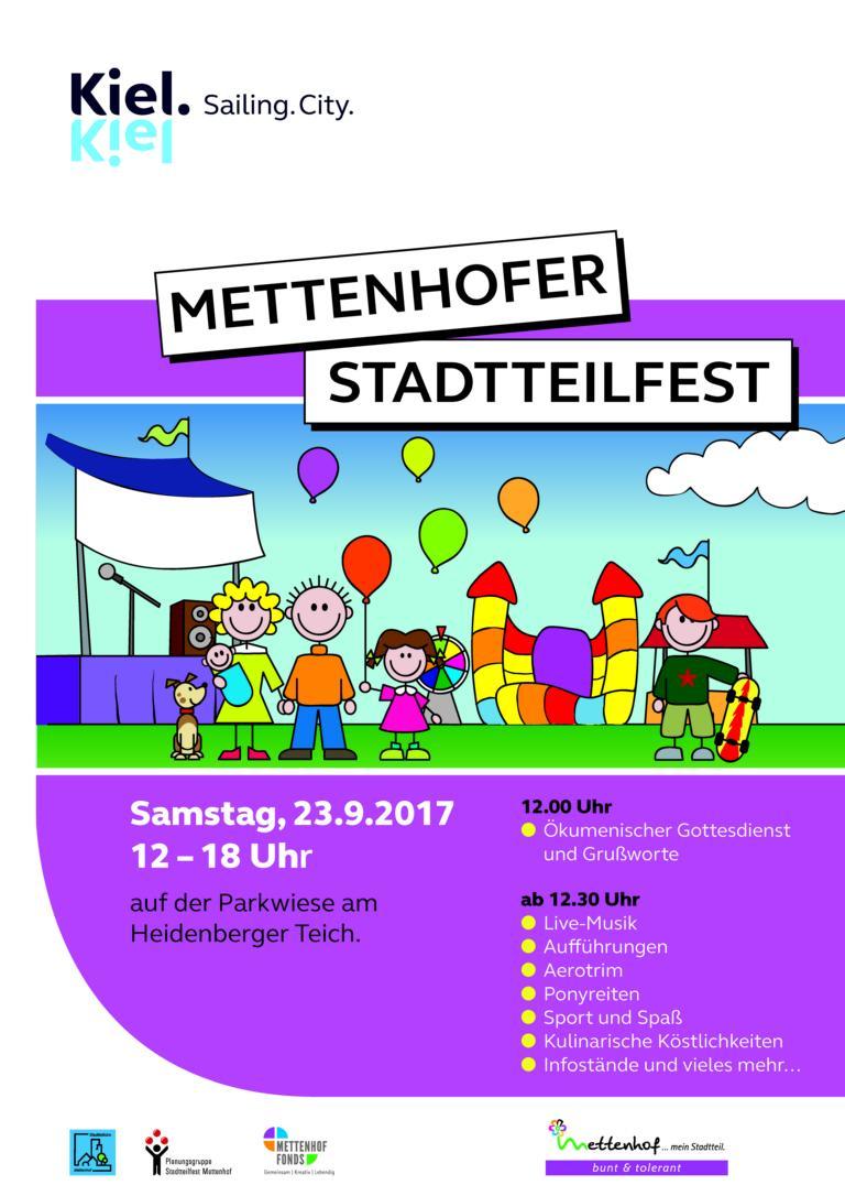 Mettenhofer Stadtteilfest 2017