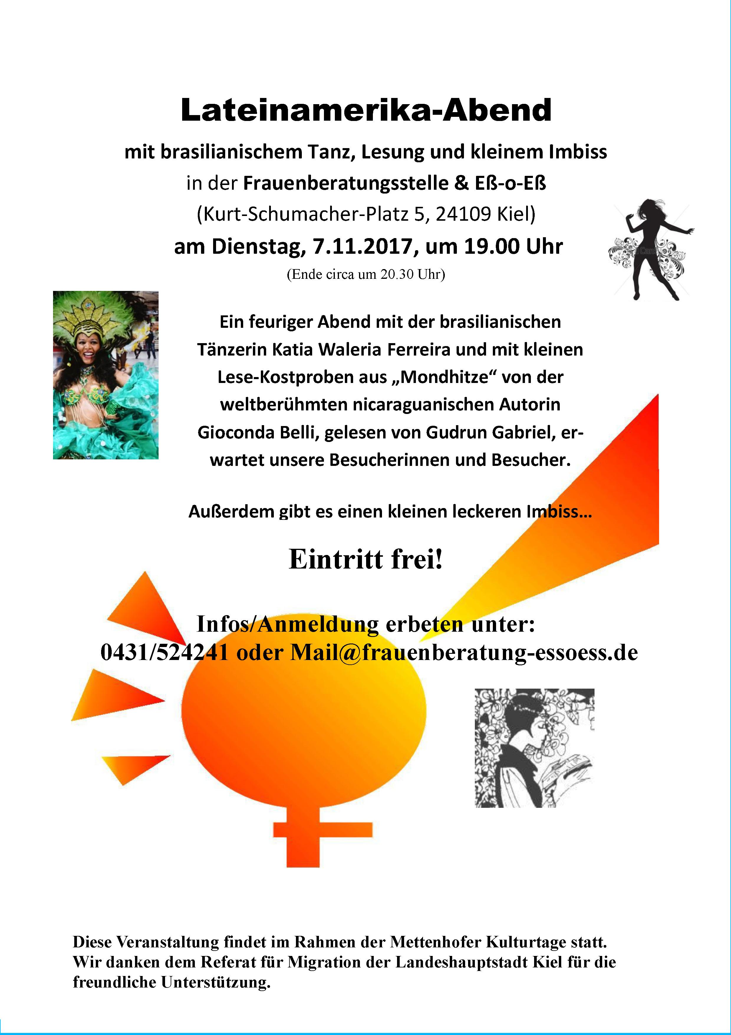 Mettenhofer Kulturtage 2017