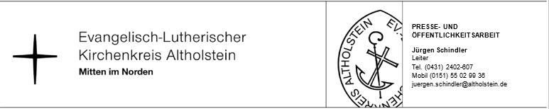 Innovationspreis der Evangelischen Jugend Altholstein